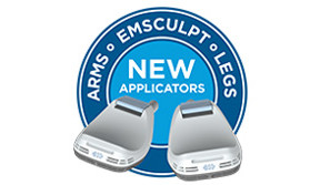 Emsculpt NEW Applicators for Arms and  Legs