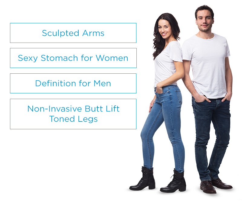 Emsculpt for Body Contouring and Muscle Toning Mobile